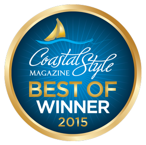 Coastal Style 'Best Of' Winner 2015