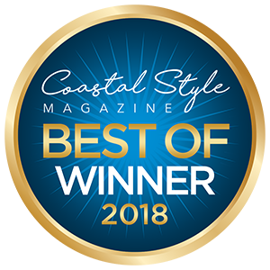 Coastal Style 'Best Of' Winner 2018